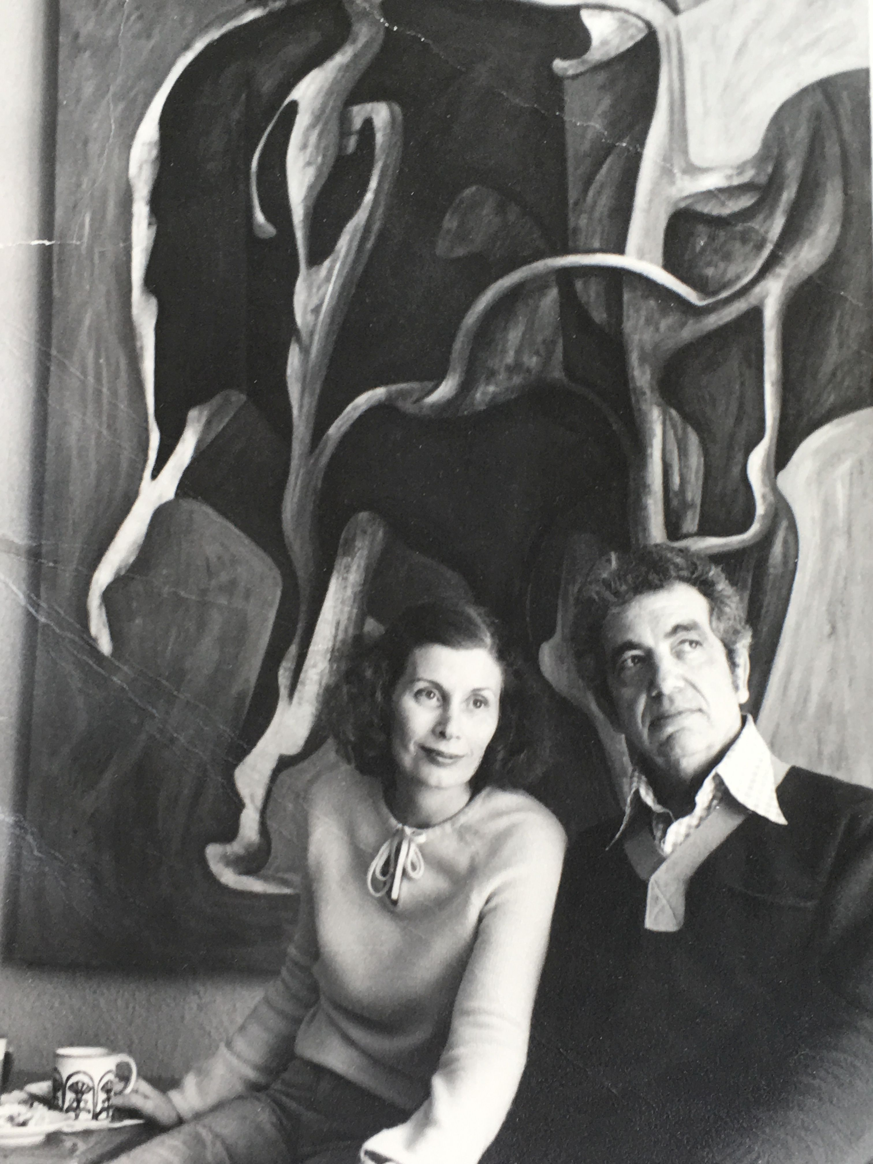 Saunders & Joan Schultz