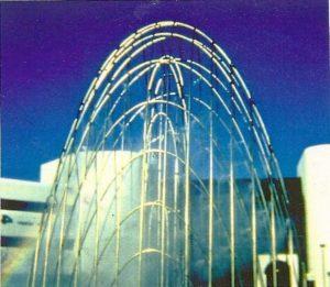CAUCHUC GRID   Regency West  Architect,Robert Savage  Landscape Architect,  Cross-Gardner  West Des Moines, Iowa   Iowa